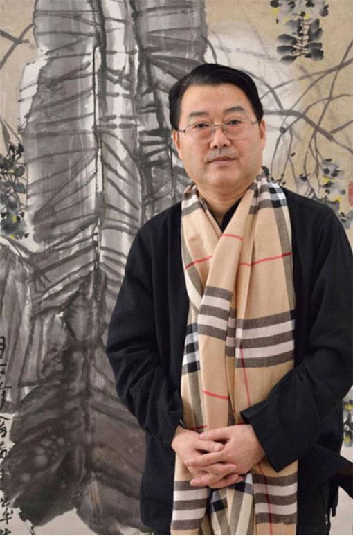 【2019年庆祝建国70周年】画家傅书中工笔花鸟画作品欣赏