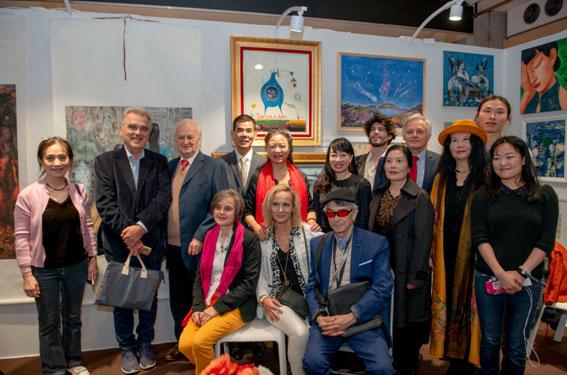 第25届卢浮宫秋季艺术展(ART SHOPPING)隆重揭幕