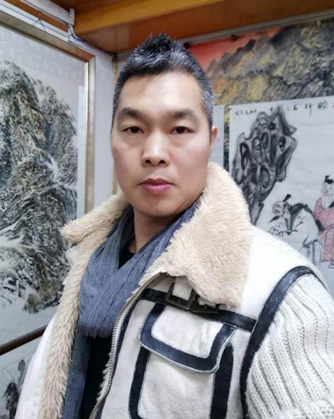 【艺术名家】著名画家杨宏伟的艺术鉴赏